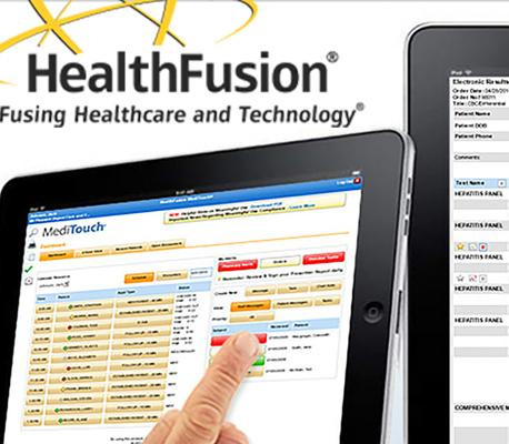 Experience Case Study: HealthFusion